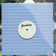 Back View : Jeremy Greenspan & Laurie Spiegel - DRUMS&DRUMS&DRUMS - Jiaolong / Jiaolong006