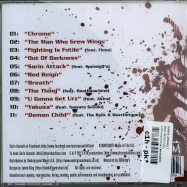 RED REIGN (CD)