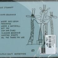 Back View : Julius Steinhoff - FLOCKING BEHAVIOUR (CD) - Smallville / SmallvilleCD09