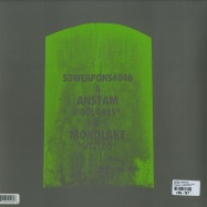 Back View : Anstam / Monolake - DOLORES / VT-100 (180G VINYL) - 50 Weapons / 50Weapons046
