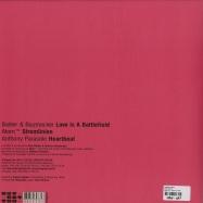 Back View : V/A (Barker & Baumecker, Atom TM, Anthony Parasole) - ZEHN SECHS - Ostgut Ton / Ostgut LP 20-06