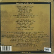 Back View : Synthi A - IGNITION OF THE SUN (LP) - F.S.O.L Digital / fsoldlp6