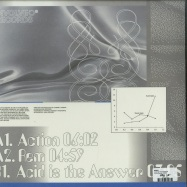 Back View : Regal - ACID IS THE ANSWER - Involve Records / INV014