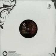 Back View : Satl - LOVERS EP - Fokuz Recordings / FOKUZ089