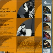 Back View : Victor Assis Brasil - ESPERANTO (LP) - Far Out Recordings / FARO201LP