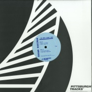 Back View : Shawn Rudiman - THE NEXT PLANET OVER - Pittsburgh Tracks / PGHTRX006