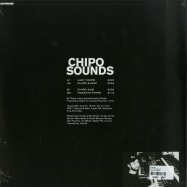 Back View : Shelter - CHIPO SOUNDS EP - Camisole / CAM012