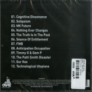 Back View : The Black Dog - POST / TRUTH (CD) - Dust Science / dustcd054