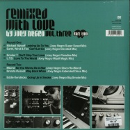 Back View : Various Artists - REMIXED WITH LOVE BY JOEY NEGRO VOL.3 PART 2 (2LP) - Z Records / ZeddLP045x / 169711
