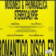 Back View : Musumeci & Phunkadelica / Stereocalypse - ROMANTICO DISCO EP - Innervisions / IV82