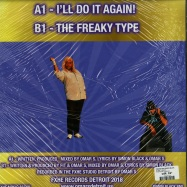 Back View : Omar-S feat. Simon Black - ILL DO IT AGAIN - FXHE Records / FXHE-S&O