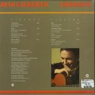 Back View : Joao Gilberto - AMOROSO (1977) (180G LP) - Polysom / 333841