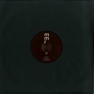 Back View : MKS (Sasse, Sandrino, Langenberg) - II (ONE SIDED VINYL) - Mood Music / MOOD200