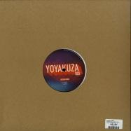 Back View : Satoshi Tomiie - YOYAKUZA003 (VINYL ONLY) - Yoyakuza / YOYAKUZA003