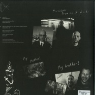 Back View : Moby - MOBY X ATLAXSYS COLLECTORS EDITION - Pysch / PYSCHVINYL001