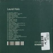 Back View : Laurel Halo - DJ-KICKS (CD) - !K7 / K7375CD / 05173172