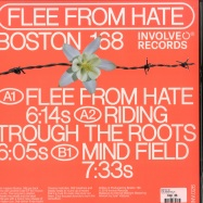 Back View : Boston 168 - FLEE FROM HATE EP - Involve Records / inv026