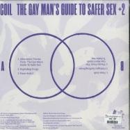 Back View : Coil - THEME FROM THE GAY MANS GUIDE TO SAFER SEX (LP)(PURPLE COLOURED VINYL) - Musique Pour La Danse / MPD018