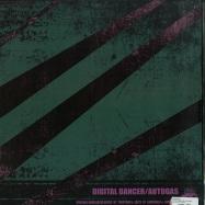 Back View : Todotodo - DIGITAL DANCER / AUTOGAS - Frigio Records / FRV030