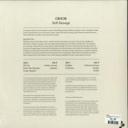 Back View : Orior - STILL STRANGE (GREEN 2LP) - DDS / DDS031