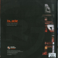 Back View : Blade - CHINA TOWN WOMAD - Rhythm Syndicate Records / RSR001
