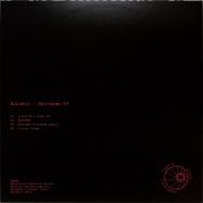 Back View : Bucurie - NOSTROMO EP (COLOURED VINYL) - Depth Over Distance / DOD444