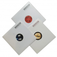 Back View : Various Artists - DISPATCH SALES PACK 002 (3X12 INCH) - Dispatch / DISPACK002