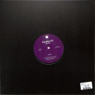 Back View : Pandilla LTD - BLEU EP - Carpet & Snares Records / CARPET05