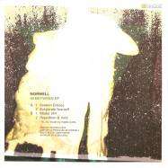 Back View : Norwell - IN BETWEEN EP - Fanzine Records / FAN012