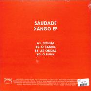 Back View : Saudade - XANGO - Pont Neuf Records / PN013