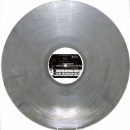 Back View : Unknown - EIGHT O EIGHT (SEMI-CLEAR SILVER VINYL) - Planet Rhythm / 303808