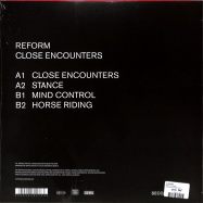 Back View : Reform - CLOSE ENCOUNTERS - Second State Audio / SNDST081