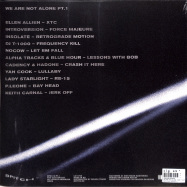 Back View : Various Artists - WE ARE NOT ALONE - PART 1 (2LP) - Bpitch Control / BPX012-PT1