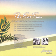 Back View : DJ Pippi & Willie Graff - THE FIRST TIME - Archipelago / ARCH004