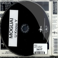 U KNOW Y (MAXI-CD)