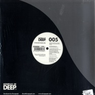 Back View : Matthias Vogt - HOFATS - Komplex De Deep / kdd005
