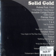 SOLID GOLD - A COLLECTION OF SINGLES (CD)