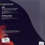 Back View : Zinc - WILE OUT (DJ MARKY & S.P.Y. REMIX) - Innerground / inn034