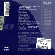 YOU WON T FORGET ABOUT ME 2010 (MAXI-CD)