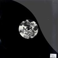 Back View : Oscar - DISCOSCHLEIFE EP (MARCO FENDER REMIX) - Karateklub / kk039