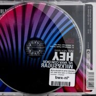 HEY (NAH NEH NAH) (2 TRACK MAXI CD)