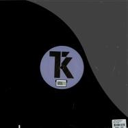 Back View : Lowkey & Kardinal - KEEP THE MOTION - Tracker / TRK03