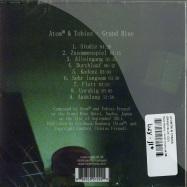 Back View : AtomTM & Tobias - GRAND BLUE (CD) - Mule Musiq CD 38