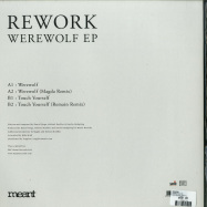 Back View : Rework - WEREWOLF EP - Meant Records / meant013