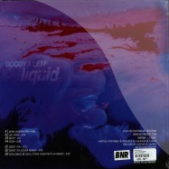 Back View : Boody & Le1f - LIQUID (CEDAA REMIX) - Boys Noize / BNR088