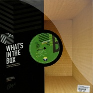 Back View : 2weeksonyacht - HOT POINT (THE MEKANISM, LESCA & ARSENII RMX) - Whats In The Box Records / WITB008