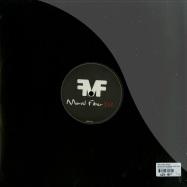 Back View : Vinyl Speed Adjust - HEIGHTS EP (180G, VINYL ONLY) - Moral Fiber LTD / MOFIV001