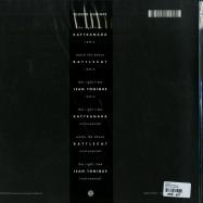 Back View : Tuxedo - TUXEDO REMIXES EP (CLEAR VINYL) - Stones Throw / STH2364