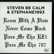 Back View : Steven Be Calm & Stephane 1993 - ROOM WITH A VIEW - Shall Not Fade / SNF003