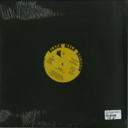 Back View : The Trojan Horse (Romanthony) - PSALM 1 (ONE SIDED) (REMASTERED REISSUE) - Black Male / BM-004